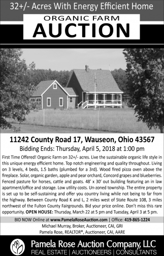 11242 County Road 17, Wauseon