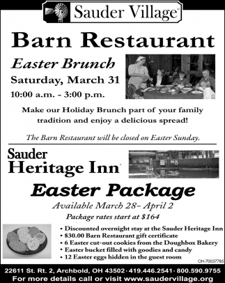 Easter Bruch / Easter Package