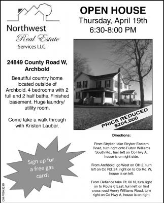 24849 County Road W, Archbold