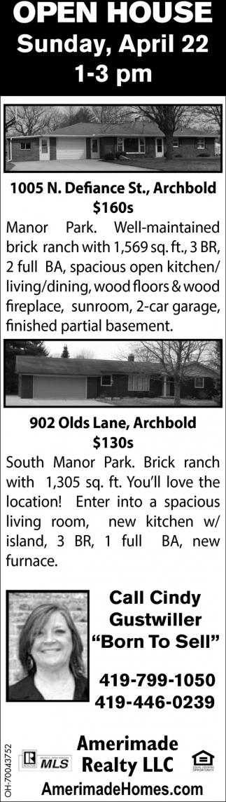 1005 N. Defiance St., Archbold