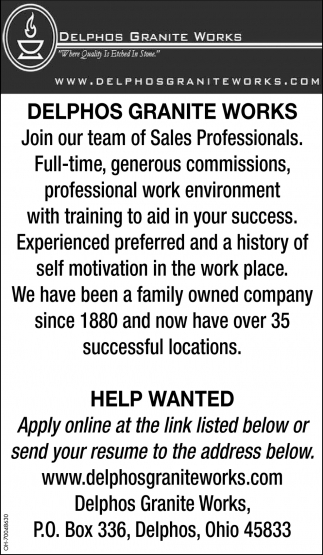 Sales Professionals