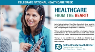 National Healthcare Week