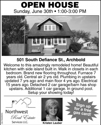 501 South Defiance St. Archbold