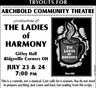 The Ladies of Harmony
