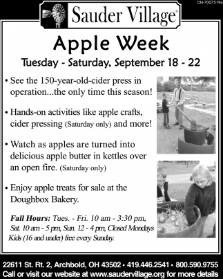 Apple Week