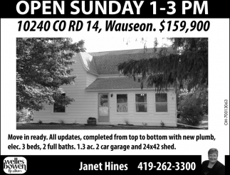 Open Sunday