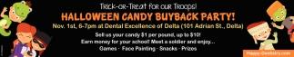 Hallopween Candy Buyback Party