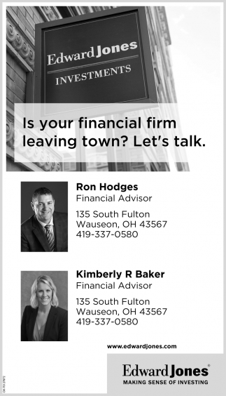 Is your financial firm leaving town? Let's talk