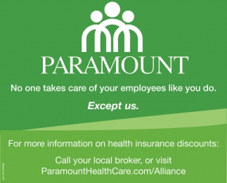 No one takes care of your on health insurance discounts