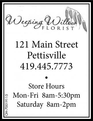 Boutique florist and gift shop