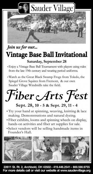 Vintage Base Ball Invitational