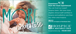 Experience More from the most experienced